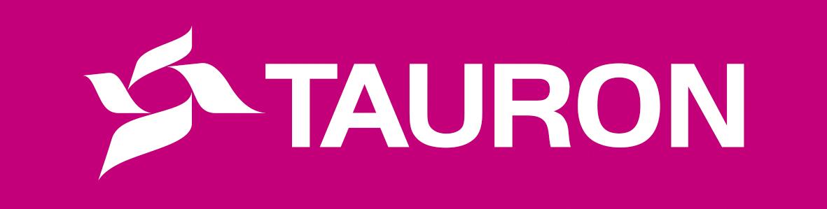 logotyp TAURON SA